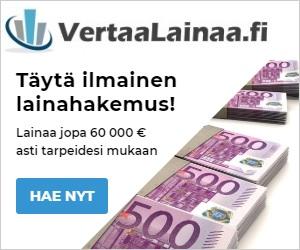 Hae lainaa ilman vakuuksia - VertaaLainaa.fi